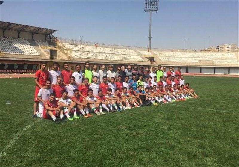 ۲۷ بازیکن به اردوی تیم فوتبال زیر ۱۶ سال دعوت شدند