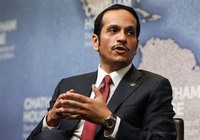 وزیر خارجه قطر: محاصره ما فایده ای ندارد؛ بر سر حاکیمت خود کوتاه نمی آییم