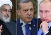 دیدار سران روسیه، ایران و ترکیه میتواند بسیار نتیجه بخش باشد