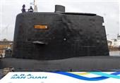 زیردریایی آرژانتینی