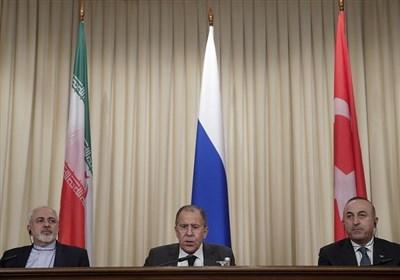 نشست احتمالی وزیران خارجه ایران، ترکیه و روسیه در آنکارا