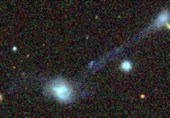 Rare Extra-Galactic FRB Found that Repeats Regularly
