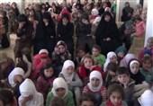 ابراز تسلیت مردم تحت محاصره «کفریا ــ فوعه» به زلزلهزدگان کشورمان