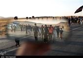 پیشبینی افزایش 30 درصدی زائران پیاده دهه آخر صفر به مشهد مقدس