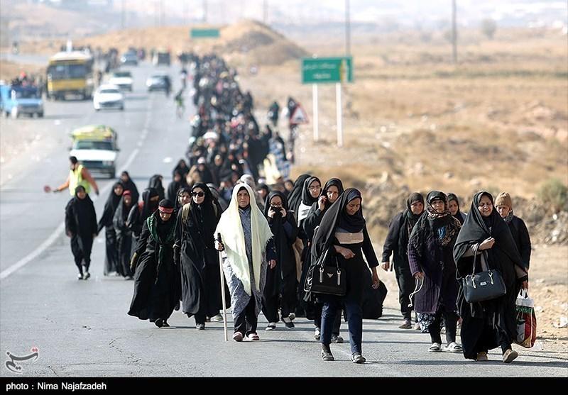 ورود نخستین گروه زائران پیاده رضوی به مشهد؛ کمبود امکانات ایستگاههای مهم خدمترسانی