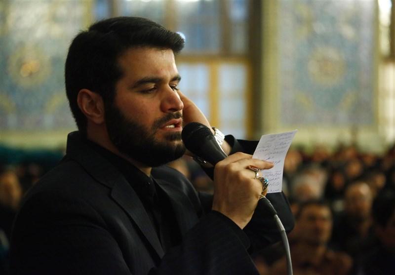 مداحی «میثم مطیعی» در شب شهادت امام رضا(ع) به یاد مردم زلزلهزدۀ کرمانشاه+ صوت