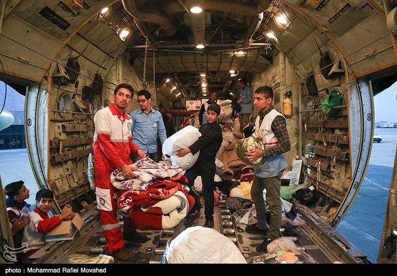 3 محموله کمکهای مردمی هلال احمر یزد به استانهای سیل زده ارسال شد