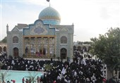 جشن بزرگ میلاد پیامبر (ص) در آستان امامزاده حسین قزوین برگزار میشود