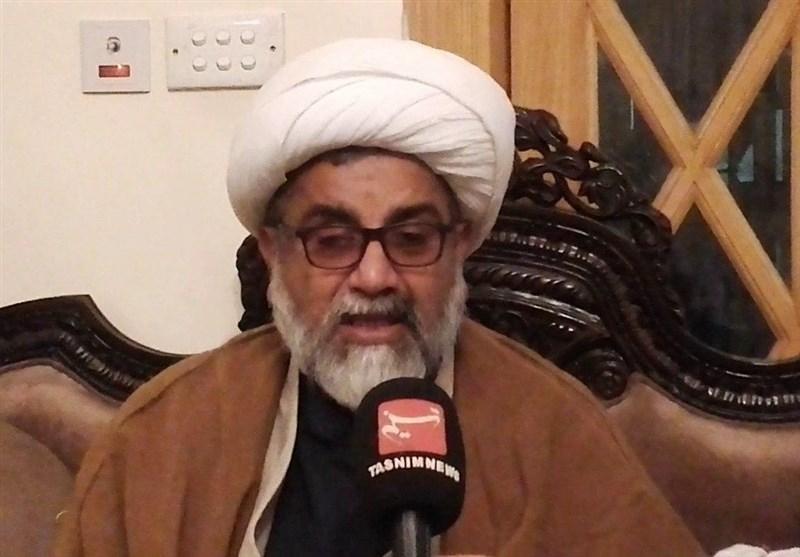عالمی اداروں کے ایماء پر ناصر شیرازی کو اغواء کیا گیا/ پنجا ب حکومت ریاستی طاقت کا بے دریغ استعمال کر رہی ہے + ویڈیو