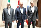 Iran, Russia, Turkey Agree on All Issues in Antalya: Lavrov
