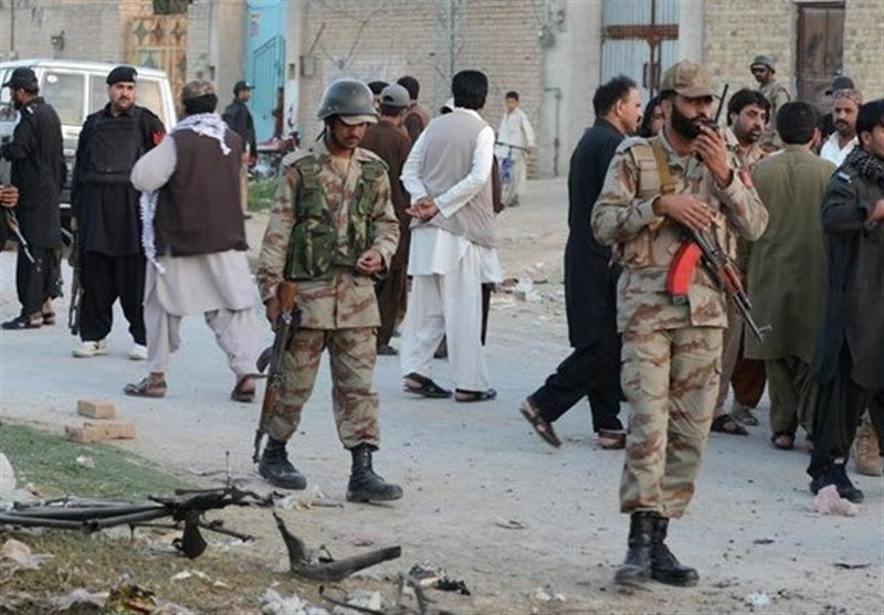 تفتیش توسط ارتش پاکستان