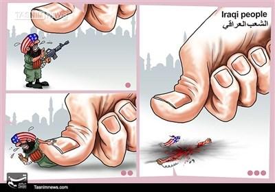 عراق میں داعش کا فائل بند !!!