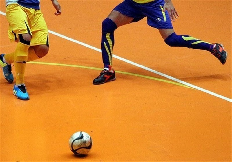 Iran Youth Futsal Team Beats Ukraine in Friendly