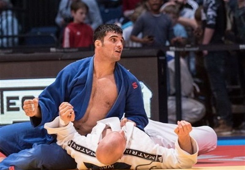 Iran's Javad Mahjoub Wins Gold at European Open