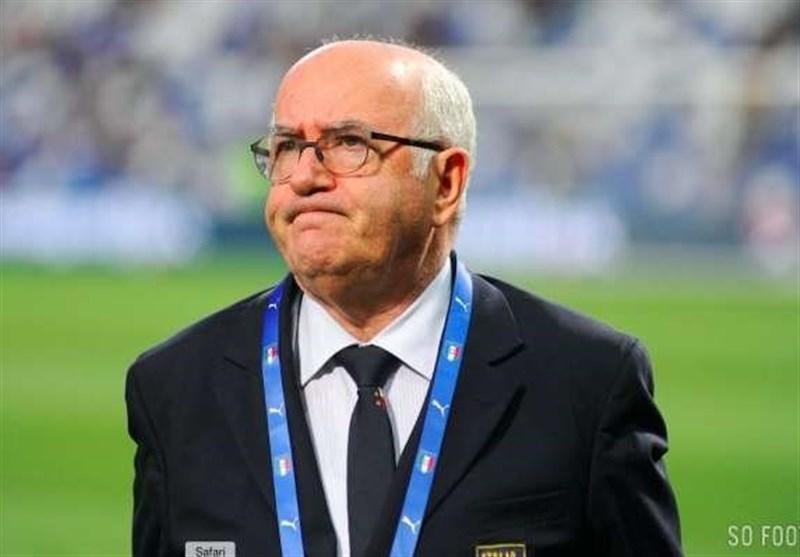 فوتبال جهان| رئیس سابق فدراسیون فوتبال ایتالیا: هواداران میخواستند تیم ملی به جام جهانی نرود!