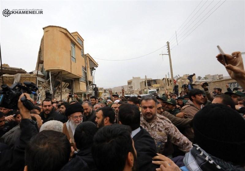İslam İnkılabı Rehberi: Depremzedelere Yardımlar Artacak