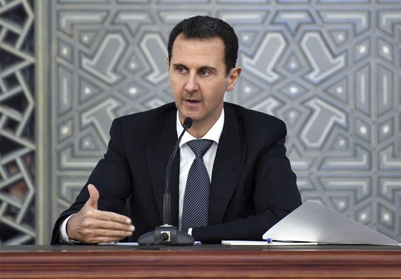 Syrian President Raps Chemical Attack Allegation as 'Western Lie'