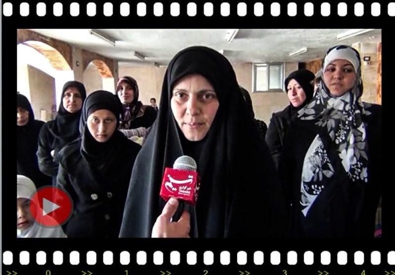 کیف عزّى أهالی الفوعة وکفریا الشعب والحکومة الإیرانیة بضحایا زلزال کرمانشاه +فیدیو وصور