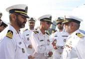 Pakistani Naval Craft Arrive in Iran