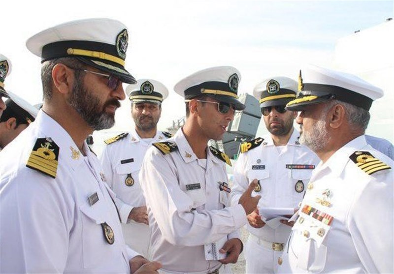 Pakistani Naval Craft Arrive in Iran