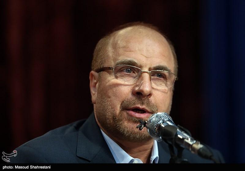 قالیباف در کرج: امروز قدرت ایران اسلامی در دنیا قابل مشاهده است/ رفع مشکلات اقتصاد کشور راهکار اقتصادی دارد نه سیاسی