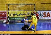 «بالان صنعت شیراز» بازی برده را در ثانیههای پایانی مساوی کرد