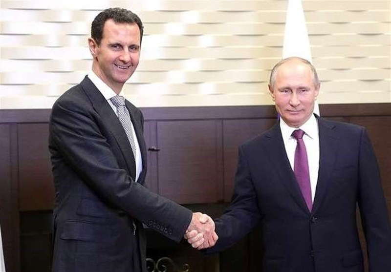 Russia's Putin Hosts Syria's Assad for Talks: Kremlin