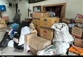 نخستین محموله کمکهای مردمی شهرستان هشترود به استانهای گلستان و لرستان ارسال شد