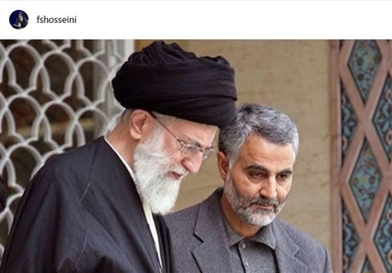 قاسم سلیمانی نے امام خامنہ ای کے نام پیغام میں داعش کے مکمل خاتمے کا اعلان کردیا