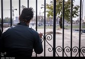 """""""وحید.م"""" شرور فراری تهران هنگام فرار از کشور دستگیر شد+تصاویر"""