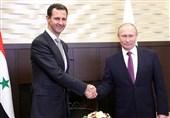 گفتوگوی پوتین و بشار اسد درباره انتخابات سوریه و ارسال واکسن روسی