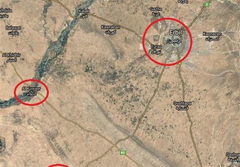 Unknown Gunmen Attack Governorate Building in Erbil