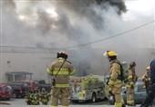 انفجار در کارخانه تولید لوازم آرایشی با 36 کشته و زخمی+تصاویر