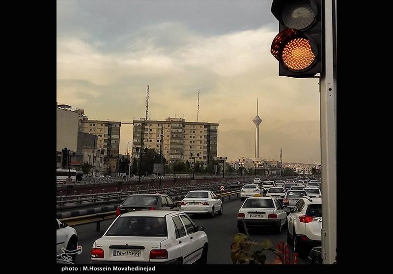 کیفیت هوای 5 شهر برای همه افراد ناسالم میشود
