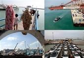 بندرگاهها و اسکلهها مهمترین ملزومه توسعه جزایر خلیج فارس است