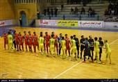 مس سونگون – گیتیپسند؛ حساسترین بازی هفته نهم لیگ برتر فوتسال در تبریز