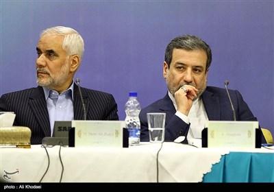 سومین سمینار سطح بالای همکاری های بین المللی ایران و اتحادیه اروپا - اصفهان