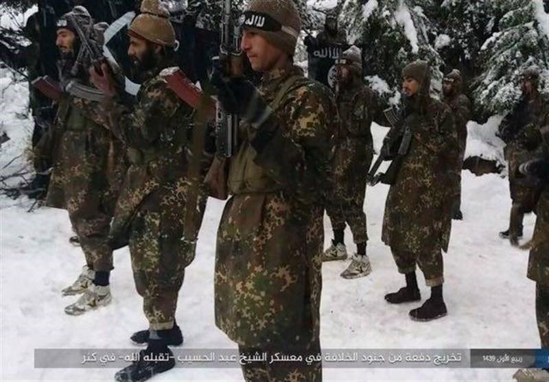 پادگان داعش در افغانستان