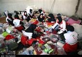 اعزام نخستین تیم امدادی جمعیت هلال احمر خراسان رضوی به مناطق زلزله زده غرب کشور