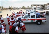4 تیم امدادی هلال احمر کرمان به سیستان و بلوچستان اعزام شد