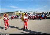 4000 خانوار زلزلهزده در کرمانشاه توسط هلال احمر گیلان خدماترسانی شدند