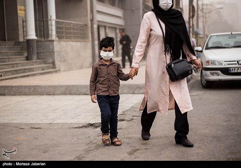 ریزگردهای کانون خارجی فردا خوزستان را فرا میگیرد