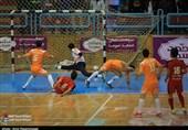 لیگ برتر فوتسال| کار سخت صدرنشین پرستاره مقابل قهرمان آسیا