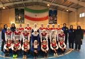 دومین پیروزی تیم ملی فوتسال بانوان ایران برابر ایتالیا