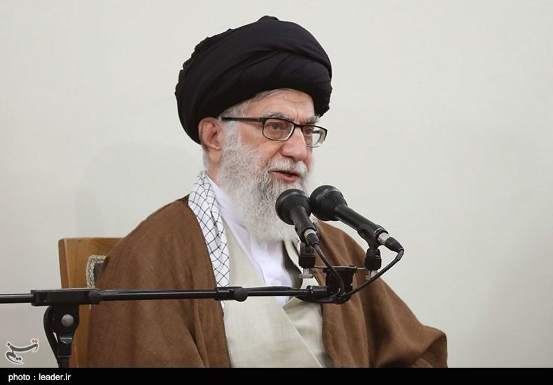 دیدار اعضای ستاد نکوداشت علامه محمدتقی جعفری با مقام عظم رهبری