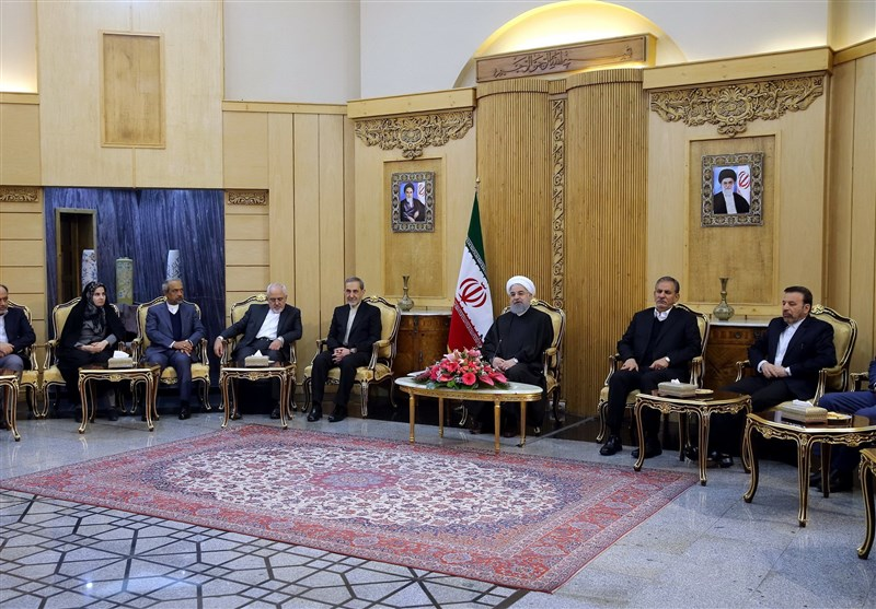 Iran's President: Sochi Summit Prelude to Congress on Syria's Future