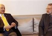 لاریجانی: نباید اجازه دهیم کشورها آلت دست آمریکا شوند