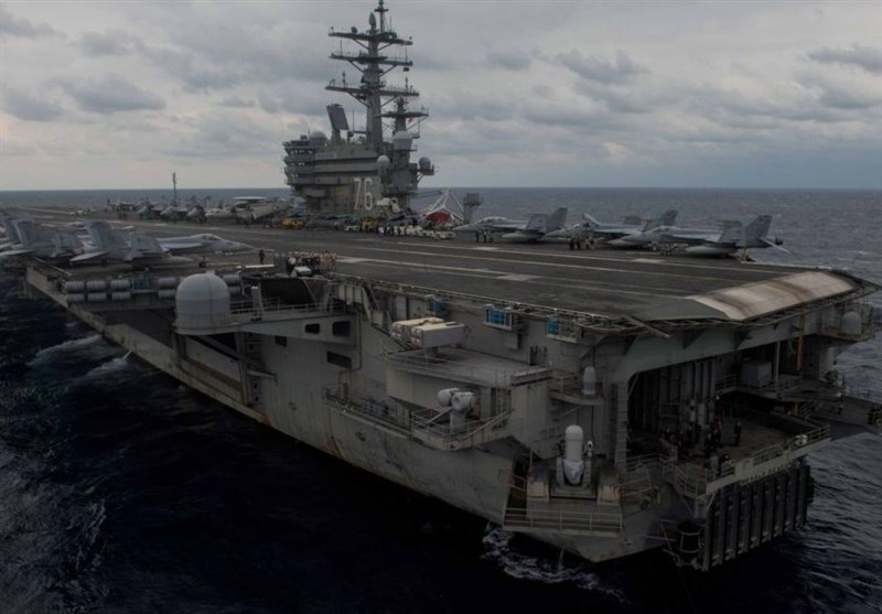US Navy Aircraft with 11 aboard Crashes Into Sea Off Japan; 8 Found Alive