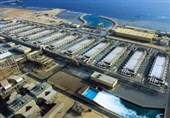 130 هزار مترمکعب به ظرفیت آب شیرین کن استان بوشهر افزوده شد