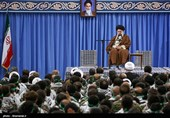 Ayatollah Khamenei: Foes Brought to Knees by Faithful Youth